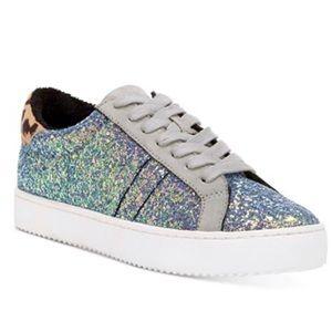 INC Women's Danelia Lace-Up Sneakers